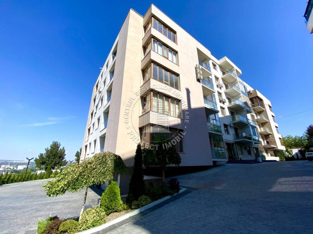 Protect Imobil представляет жилищные комплексы врайоне улицы Чокэрлией иапартаменты вкомплексе Hermes
