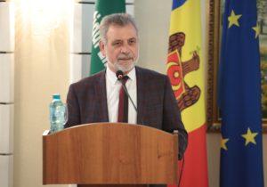 ЦИК зарегистрировал Тудора Делиу кандидатом навыборах президента