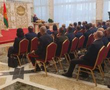 Лукашенко вступил вдолжность президента Беларуси