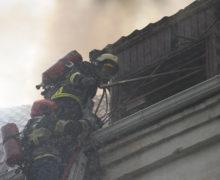 Пожарные потушили огонь вздании Национальной филармонии (ОБНОВЛЕНО)
