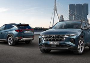 Hyundai Motor представляет новое поколение модели Tucson с лучшими в классе функциями