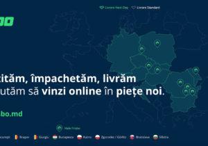 Frisbo, platforma de gestionare a vânzărilor online, se extinde acum și în Republica Moldova