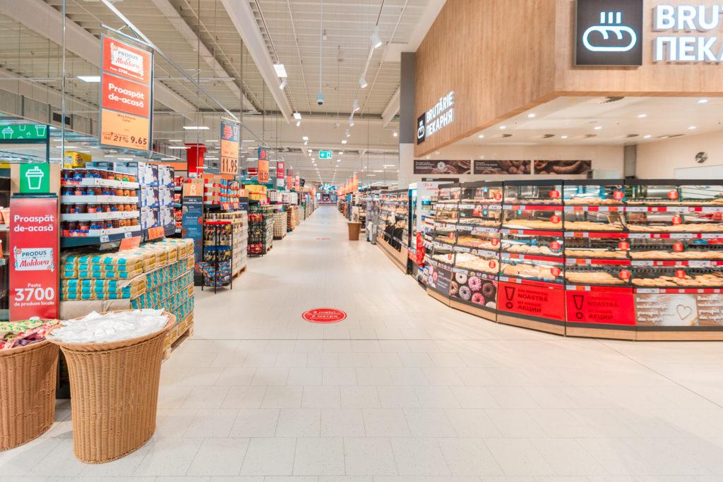 Kaufland deschide al treilea magazin în Republica Moldova, acum și la Bălți