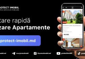 Compania Protect Imobil prezintă top-3 complexe rezidențiale din zona Ciocârliei și apartamente exclusive în Hermes