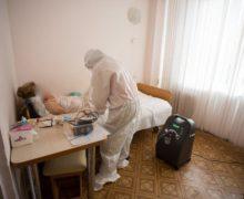 В больницах Кишинева закончились места для пациентов с COVID-19