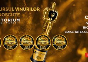 Ultimele zile devoting înconcursul Notorium Wine Awards
