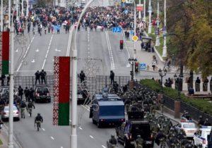 """""""Acest regim nu este demn de poporul belarus"""". Svetlana Tihanovskaya a anunțat grevă națională"""