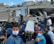 Землетрясение в Эгейском море вызвало мини-цунами. В Турции погибли 25 человек