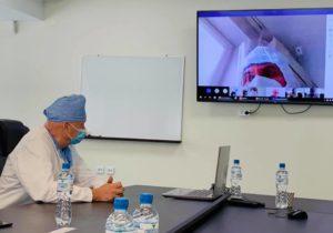 În Moldova a fost lansată telemedicina. În spitalele raionale și municipale au ajuns 20 de tablete