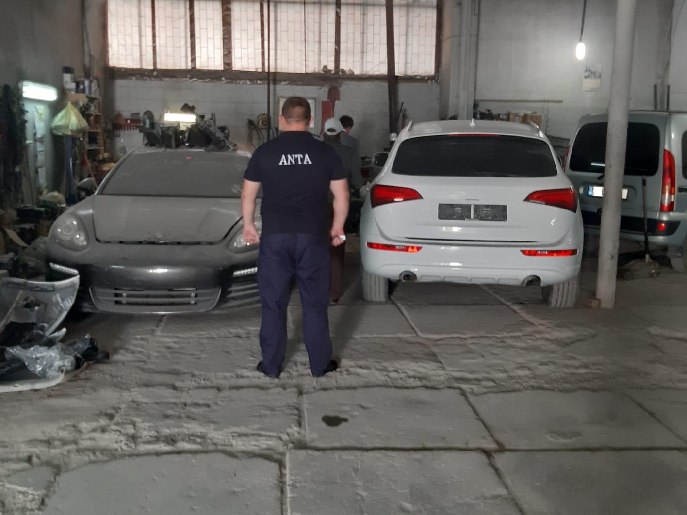 Nereguli la mai multe ateliere de autoservice. ANTA a aplicat amenzi de 240 mii de lei (FOTO)