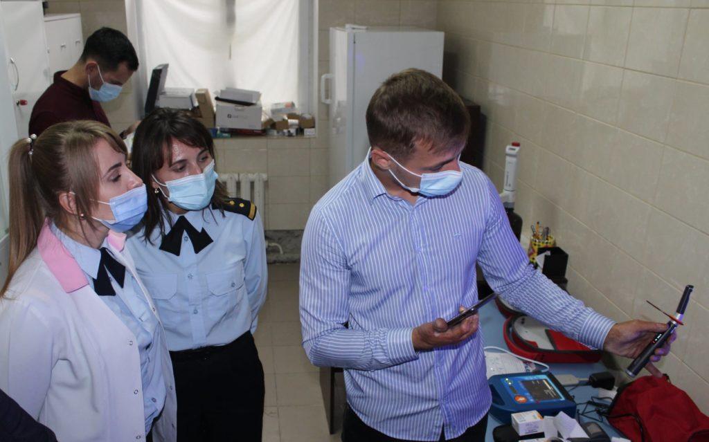 Молдавские тюрьмы получили партию современного медоборудования (ФОТО)