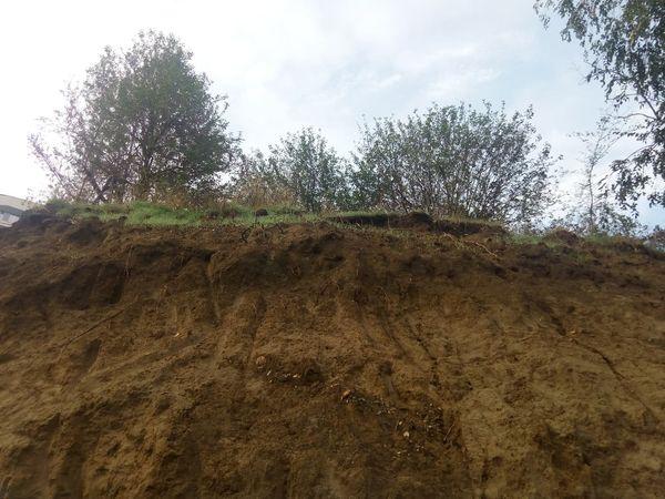 ВКишиневе застройщик разрушил часть древнего кургана (ФОТО)
