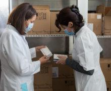 Suficientă insulină pentru toate spitalele și policlinicile. În Moldova a juns donația oferită de OMS și o companie din Danemarca (FOTO)