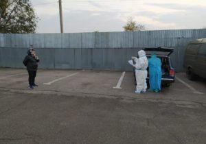 Двух женщин сподтвержденным коронавирусом пропустили через границу Молдовы иУкраины
