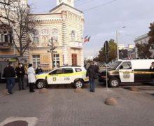В Кишиневе сообщили о заминировании мэрии столицы и посольства Украины