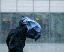 В Молдове объявили желтый код метеопасности из-за сильного ветра