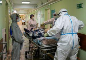 ВМолдове умерли еще 18пациентов сCOVID. Втяжелом состоянии 814 человек