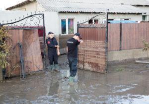 Правительство выделит 2,6 млн леев Гагаузии, пострадавшей отсентябрьских ливней