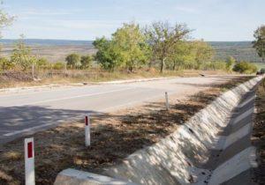 Două porțiuni de drum din Hîncești și Nisporeni au fost reparate. Cât au costat lucrările?