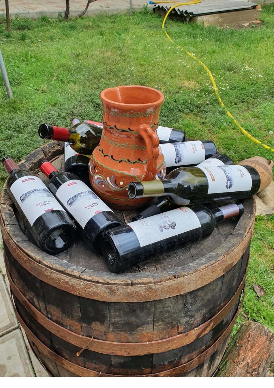 5 маршрутов на Национальный день вина