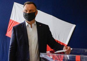 Президент Польши заразился коронавирусом