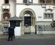 НЦБК проводит обыск вконсульстве Молдовы вБухаресте