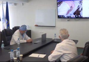 ВМолдове ввели телемедицину. Что это значит, и как врачи будут обсуждать лечение больных COVID-19