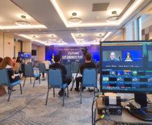 Future of Democracy в Кишиневе. Как технологии могут помочь развитию общества и демократии