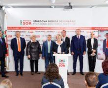 """Partidul """"Șor"""", lovit în conturi. Cine a lăsat-o fără bani pe Violeta Ivanov, candidată la președinție"""