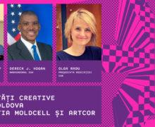 Moldcell lansează Fundația Moldcell și semnează un parteneriat privind extinderea oportunităților educaționale digitale în Centrul Artcor