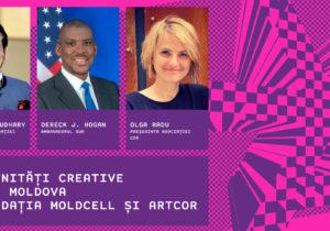 Компания Moldcell основала Фонд Moldcell, который начал парнерство c Центром ARTCOR