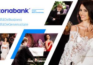 Victoriabank уже шестой год подряд становится главным партнером благотворительного концерта Gala Generozității