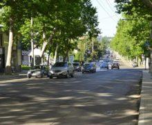 В Кишиневе начался ремонт улицы Крянгэ