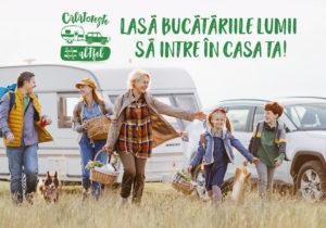 """Linella lansează campania """"călătorește altfel – lasă bucătăriile lumii să intre în casa ta!"""""""