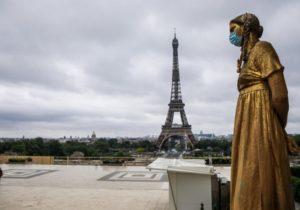 Франция вводит полный локдаун. Молдавскую диаспору предупредили оправилах участия ввыборах 1ноября
