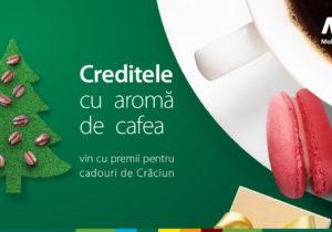Кредиты с ароматом кофевознаграждают тебя призами для рождественских подарков