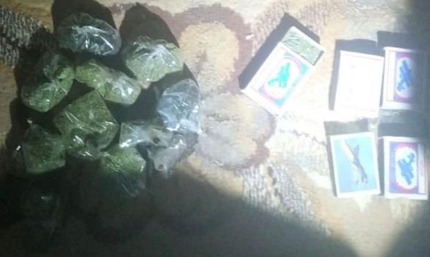 Percheziții la Cahul: 12 kg de droguri, depistate în gospodăria unui bărbat