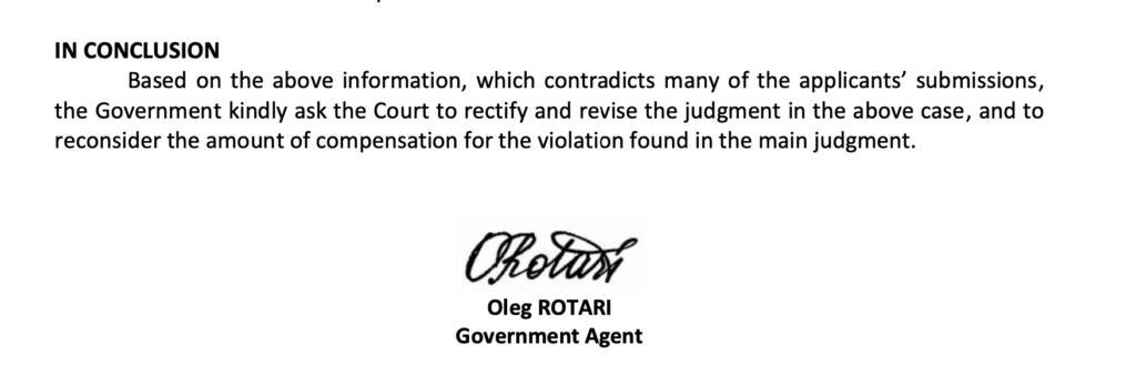 Долг Молдовы по делу Gemeni вырос еще на 0,5 млн леев. Почему правительство не спешит отдавать деньги