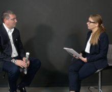 Деньги, «молдавский Моссад» и президент для всех. Лайв интервью с кандидатом в президенты Ренато Усатым