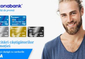 65 участников промоакции от Victoriabank получили денежные премии на сумму до 50000 леев