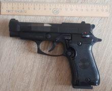 В Страшенском районе два молодых человека стреляли из автомобиля. Им грозит штраф 4500 леев