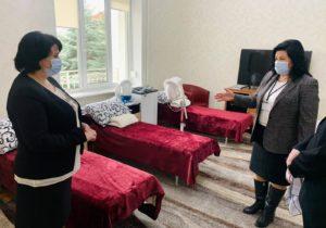 Circa 300 de vârstnici vor beneficia de îngrijiri în cadrul unui centru deschis cu suportul guvernului Cehiei (FOTO)