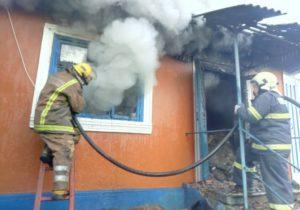 O femeie de 80 de ani a murit într-un incendiu care s-a produs în raionul Soroca