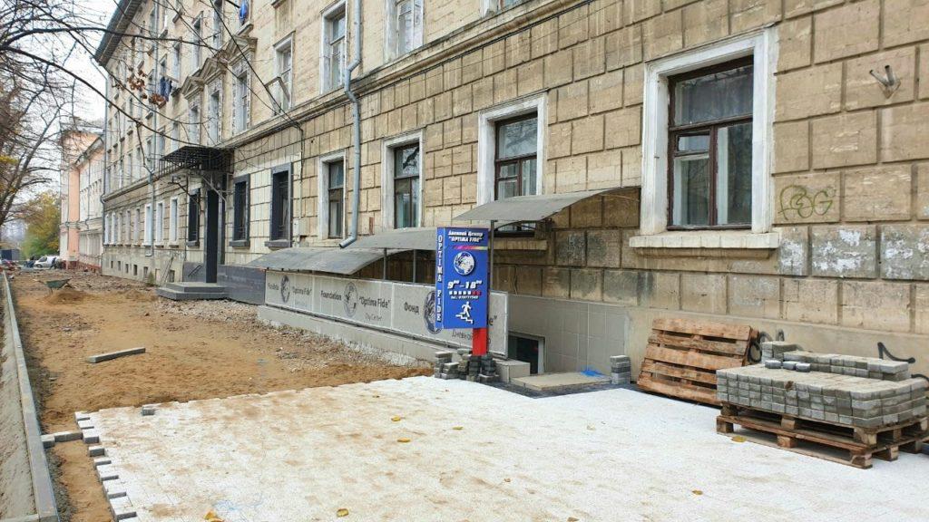В Кишиневе отремонтируют тротуары на бульваре Виеру до перекрестка с улицей Албишоара