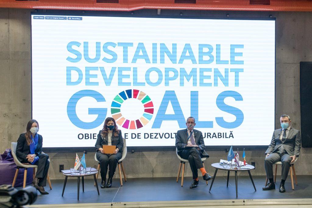 Moldcell – prima companie care a semnat Memorandumul de Înțelegere cu Organizația Națiunilor Unite în Moldova în vederea susținerii Obiectivelor de Dezvoltare Durabilă