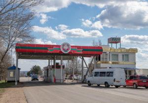 Kievul a permis mașinilor cu numere transnistrene să tranziteze Ucraina