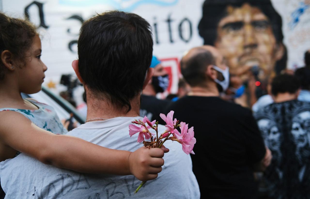 «Один излучших вистории». Как мир прощается сДиего Марадоной (ФОТО)