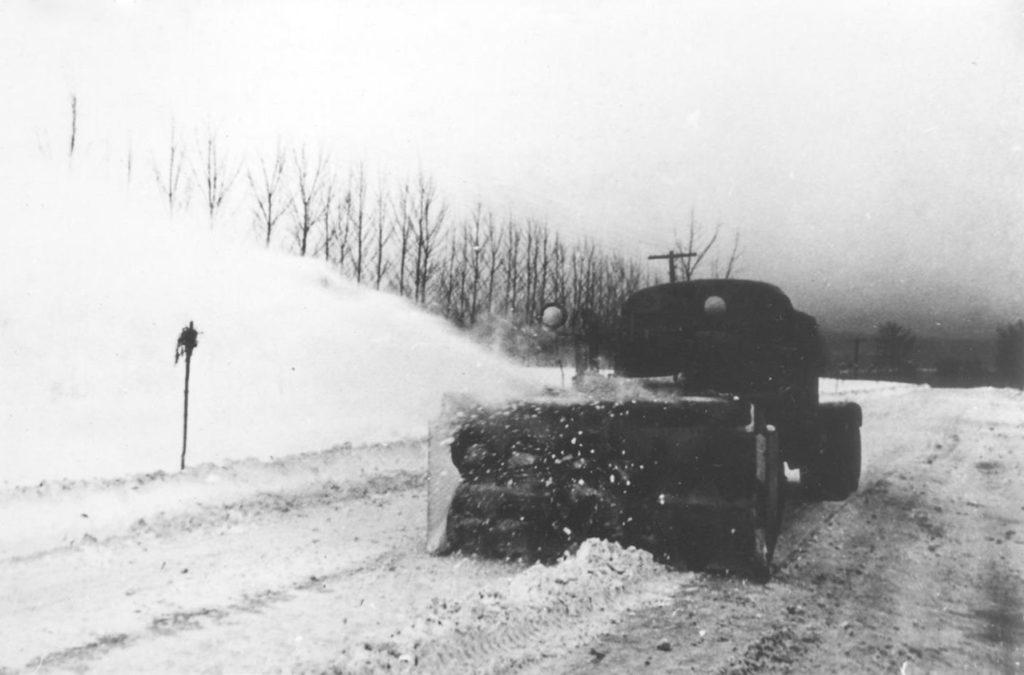 Vezi cum a fost iarna în Chișinău acum 60 de ani. Imagini unice din Arhiva Națională