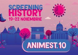 Astăzi începe Animest — online, gratuit și pe tot teritoriul țării