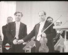 Госархив опубликовал видео оботкрытии концертного сезона 1961 года вНациональной филармонии